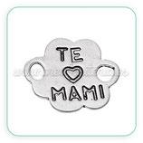 """Conector mensaje """"Te quiero mami"""" nube CON-C47248"""