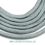 CESCALADA024 - Cordón de Nylon de Escalada  4mm  Gris (3 Metros)