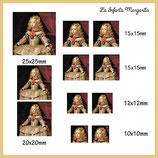 Imagen Monotema Formato CUADRADO- La infanta Margarita