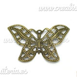 Mariposa bronce antiguo ADOOOO-C18888
