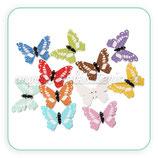 Botones Scrapbooking mariposa de madera (5 unidades) BOTOOO-C42824
