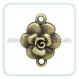 CONECTOR/A/ 001 flor mediana CONOOO-C02960 (10 unidades)