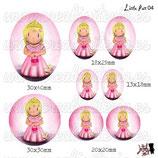 Imagen Little Patt princesa 04