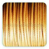 Cordón plastificado OCRE 1,5mm (4 unidades)
