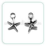CHARM MARINO -  estrella de mar mini lisa (10 unidades)