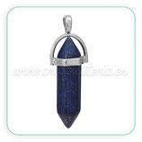 Colgante Espiritual - CHAKRA Piedra natural azul - LAPIS LAZULI C75392
