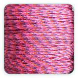 Cordón de Nylon de Escalada Redondo 2,5mm Rosa