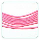 Cordón de Nylon de Escalada Redondo 2mm aprox. rosa claro fluor  (3 metros)