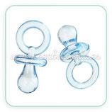Adorno chupete azul  (10 unidades) AD-C43953