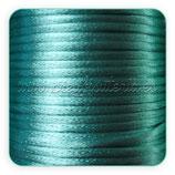 Cola de ratón color azul verdoso (turquesa) rollo 50m