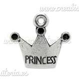Charm Princess Corona mediana CHAOOO-C15387 (4 unidades)