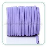 Cordón Lycra elástica Soft 5mm Malva- 5 metros