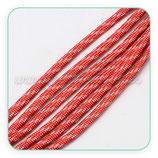 Cordón de Nylon de Escalada  4mm Modelo 006 - Rojo (3 Metros)