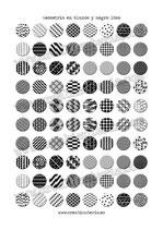 80 Imágenes geometría blanco y negro 18mm