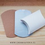 Caja almacenaje cartón - cajita estuche pequeña -  (10 unidades)