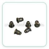 Tapones pendientes - 24 piezas-  metal bronce viejo - taponcillos -  ACCGAN-C0083067