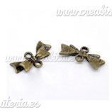 CONECTOR/A/030  lacito bronce CONOOO-C13100 (1o unidades)