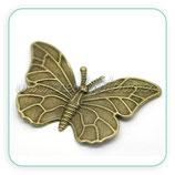 Filigrana mariposa grande FIL-C18887 (2 unidades)