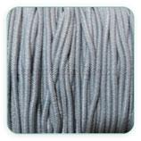 Cordón de goma GRIS  1,5mm (15metros)