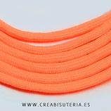 CESCALADA037 - Cordón de Nylon de Escalada  4mm  Modelo Naranja (3 Metros)