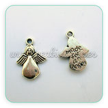 "Charm religión -  ""made for an angel"" plata vieja CHAOOO-CS0140-5 (10 unidades)"
