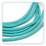 CESCALADA013 - Cordón de Nylon de Escalada  4mm  Turquesa oscuro (3 Metros)