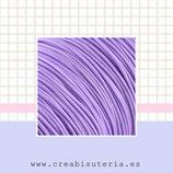 Cordón macramé COLOR Lila/Lavanda 1,2mm  - 5 metros