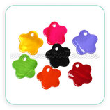 Concha en forma de flor (10 unidades) Colores VIVOS CONCH-Florecillas