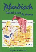 Buch, Titel: Pferdisch kannst auch du lernen