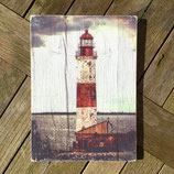 Wandbild - Leuchtturm