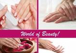 Kadobonnen roze manicure