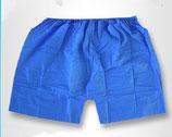 Heren boxershorts blauw