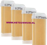 *** 4 x Honing hars patroon breed 100ml ***