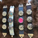 Chunk XL armband vier kleuren