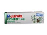 Gehwol fusskraft groen 125ml (normale huid)
