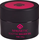 Magnetic Uv gel Pink sculpting inhoud 50gr