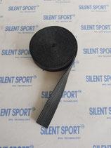 NEU ! Silent Sport Auspuffband / Hitzeschutzband Schwarz Schmal - 3cm
