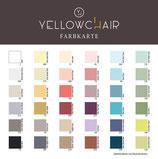 Yellowchair - Farbkarte
