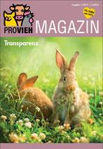 PROVIEH-Magazin 01-2017
