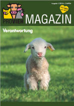 PROVIEH-Magazin 01-2016