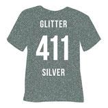 411 | glitter silver