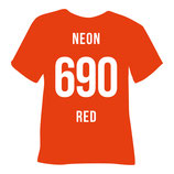 690 | neon red
