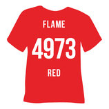 4973 | flame red