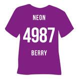 4987 | neon berry