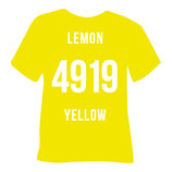 4919 | lemon yellow