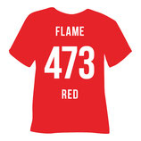 473 | flame red