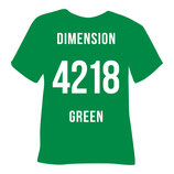 4218 | dimension green