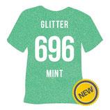 696   glitter mint