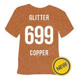 699   glitter copper