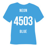 4503 | neon blue BLOCKOUT
